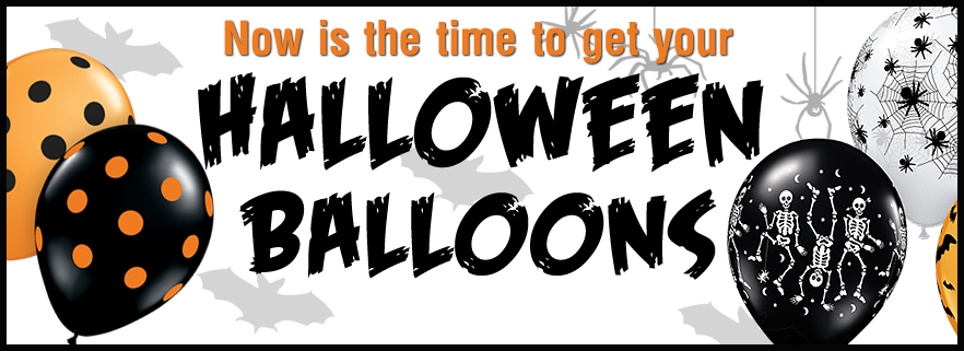 Halloween Printed Balloons - Baltimore, MD