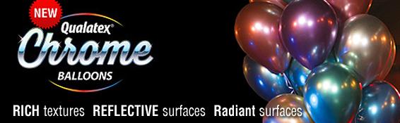 Qualatex Chrome Balloonsandmore