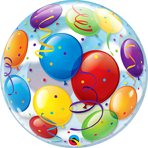 bubble balloons online