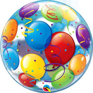 bubble balloons online