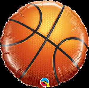 "18"" Basketball - Pkgd Balloons"