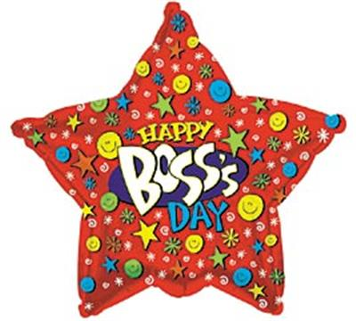 "18"" Boss's Day Star BalloonsNmore Philadelphia, PA"