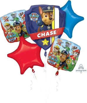 Paw Patrol Bouquet Pack - BalloonsNmore New York, NY