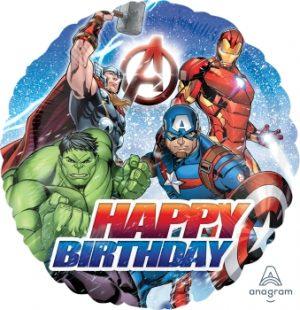 Avengers Birthday Balloons 'N More Wholesale Balloons Philadelphia, PA