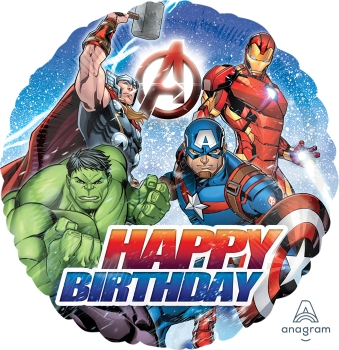 Avengers Birthday Balloons 'N More Wholesale Balloons Philadelphia, PA
