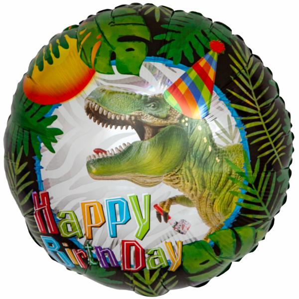 "18"" Birthday Dinosaur Party - BalloonsNmore Greenwich, CT"
